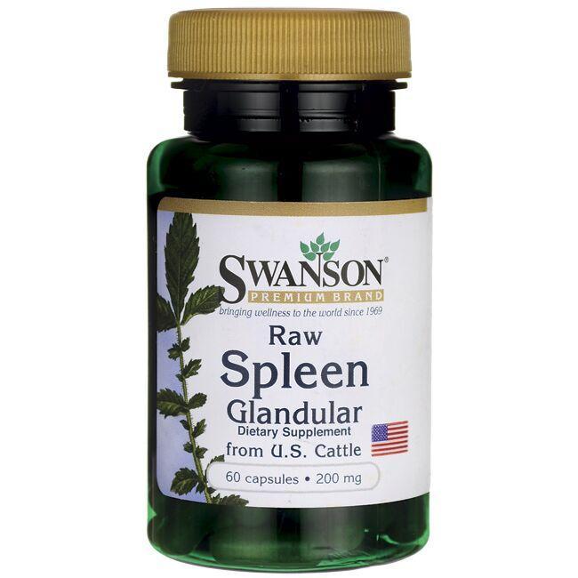 Swanson PremiumSpleen Glandular