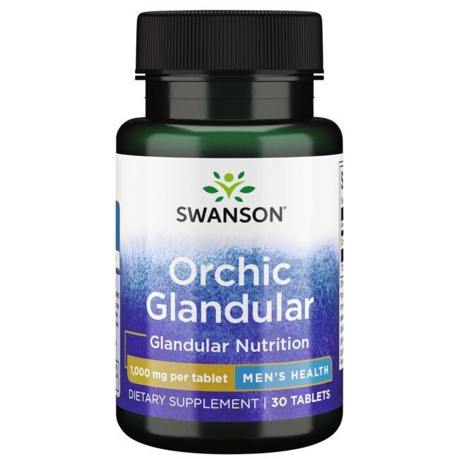 Swanson PremiumOrchic Glandular - Men's Health