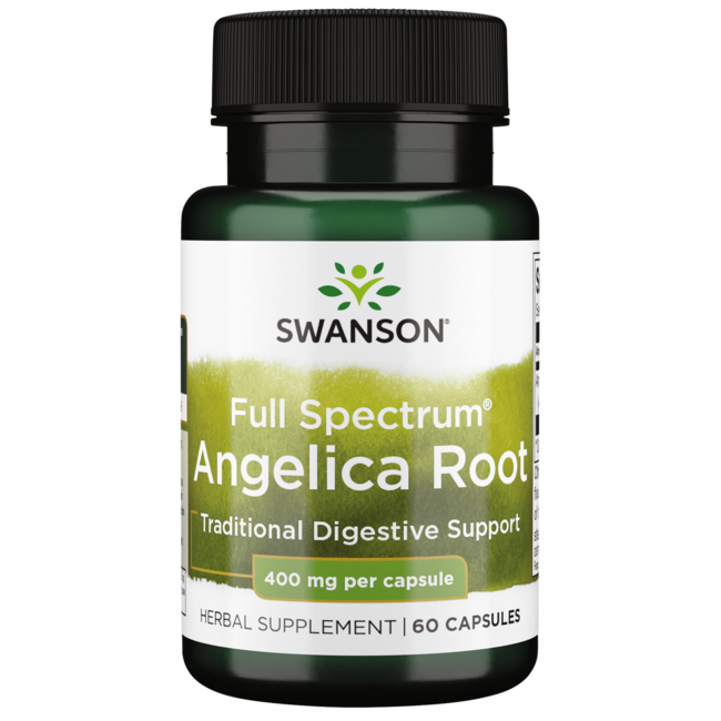 Swanson Premium Full Spectrum Angelica Root