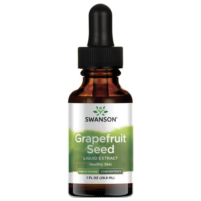 Swanson PremiumConcentrated Grapefruit Seed Liquid Extract