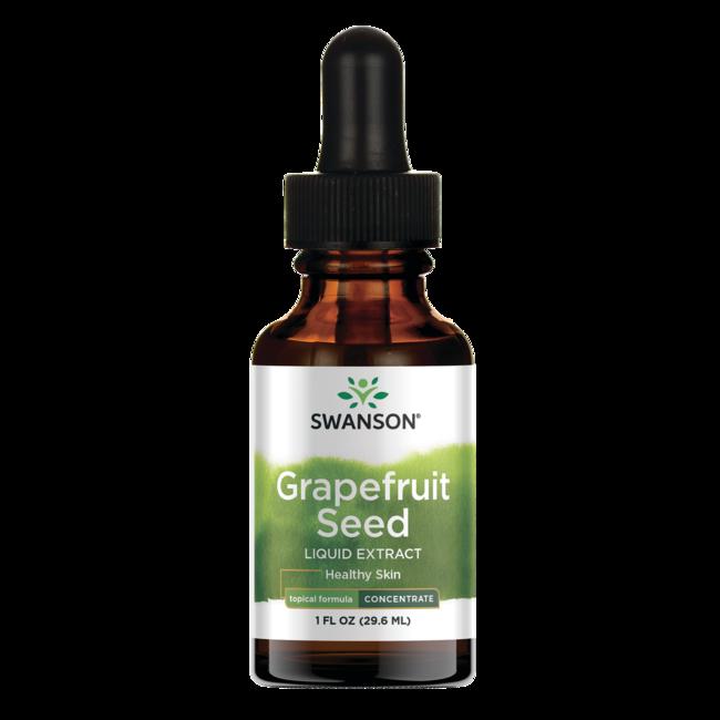 Swanson Premium Concentrated Grapefruit Seed Liquid Extract