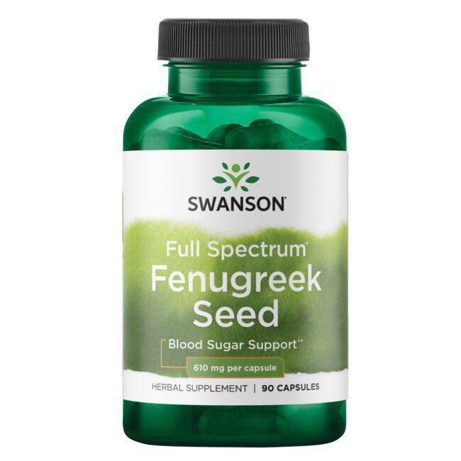 Swanson PremiumFenugreek Seed
