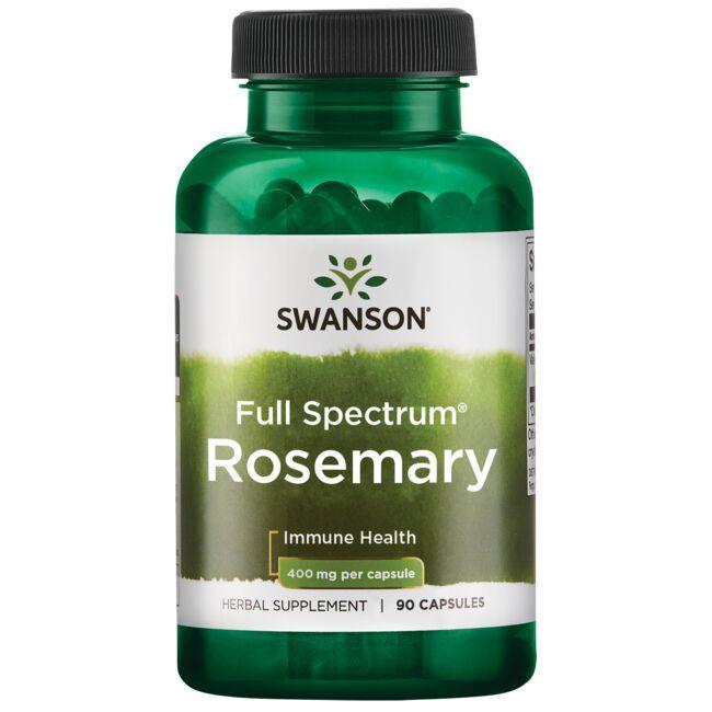 Swanson PremiumFull Spectrum Rosemary