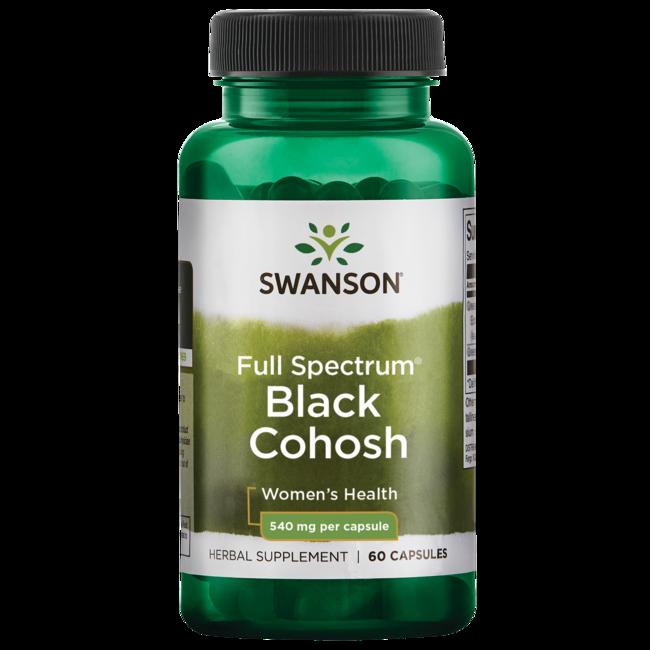 Swanson PremiumBlack Cohosh