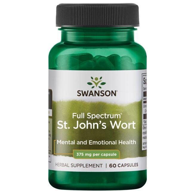 Swanson PremiumFull Spectrum St. John's Wort