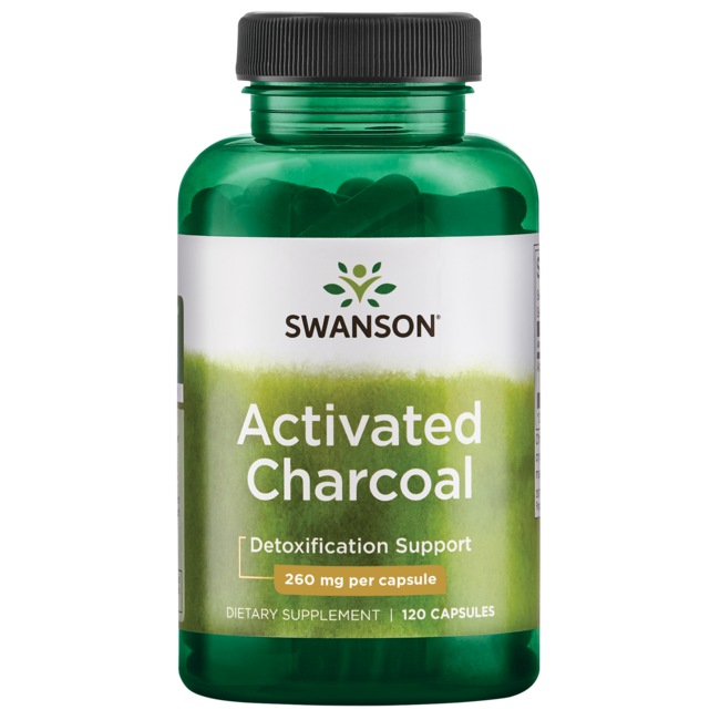 Swanson Premium Activated Charcoal