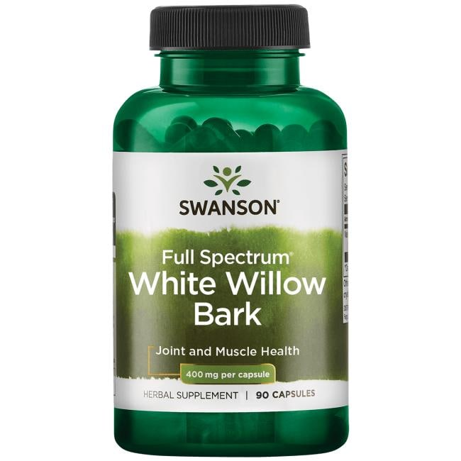 Swanson Premium White Willow Bark