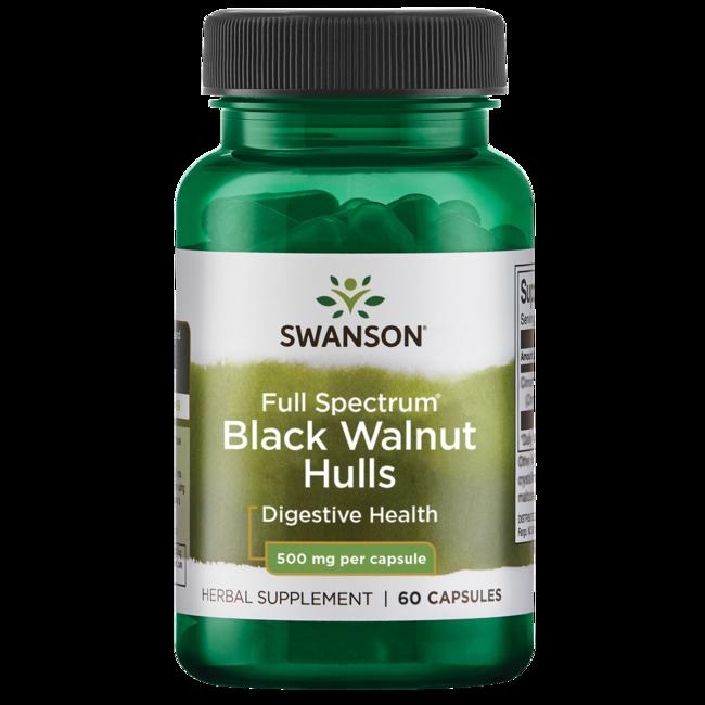 Swanson PremiumBlack Walnut Hulls