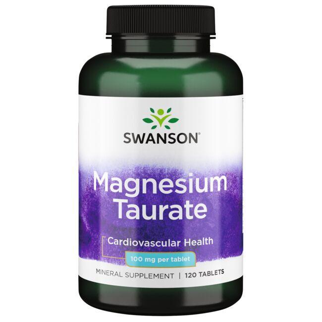 Swanson PremiumMagnesium Taurate