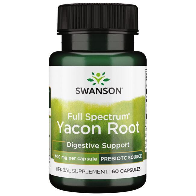 Swanson PremiumFull Spectrum Yacon Root