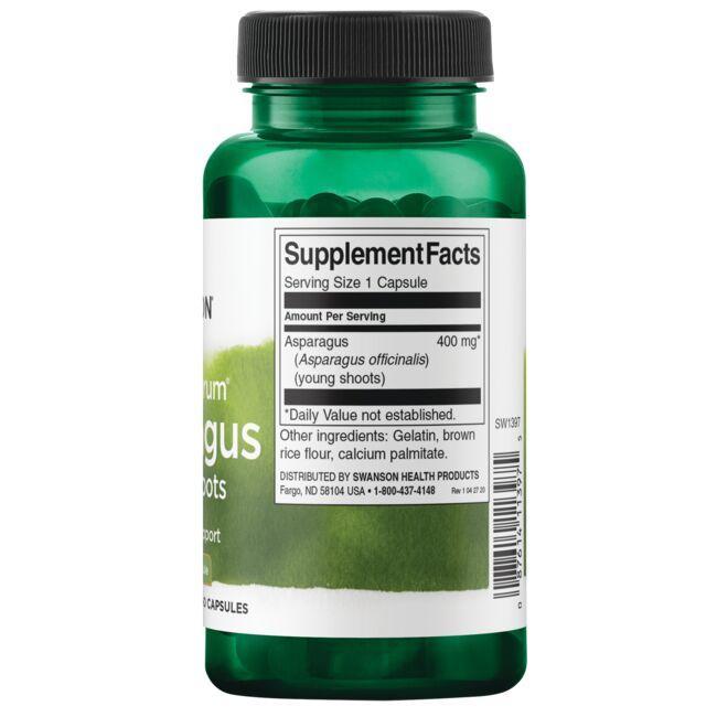 Swanson PremiumAsparagus Young Shoots Close Up