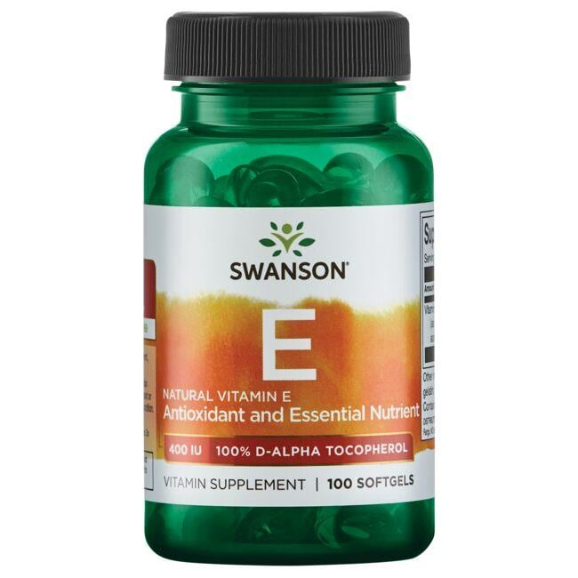 Swanson Premium Vitamin E - Natural