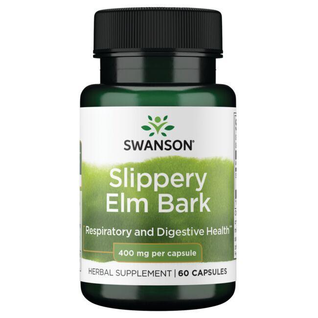 Swanson PremiumSlippery Elm Bark