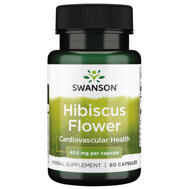 Swanson PremiumFull Spectrum Hibiscus Flower