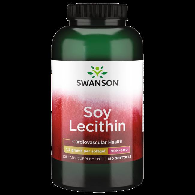 Swanson PremiumLecithin Non-GMO