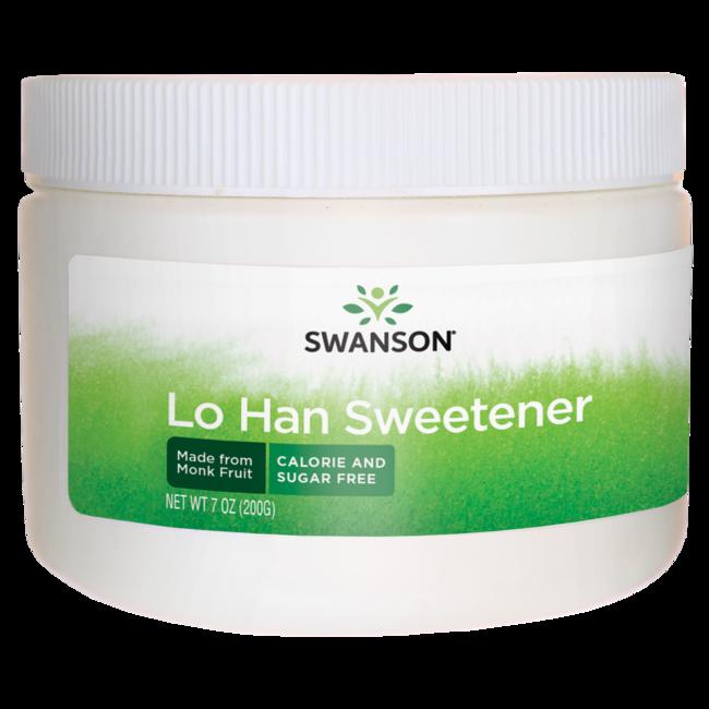 Swanson PremiumPureLo Lo Han Sweetener (Monk Fruit)