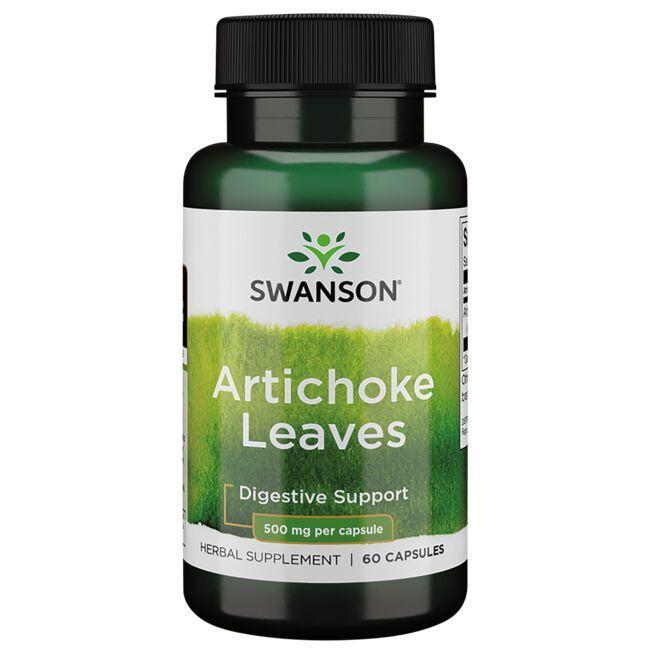 Swanson PremiumArtichoke Leaves (Cynara Scolymus)