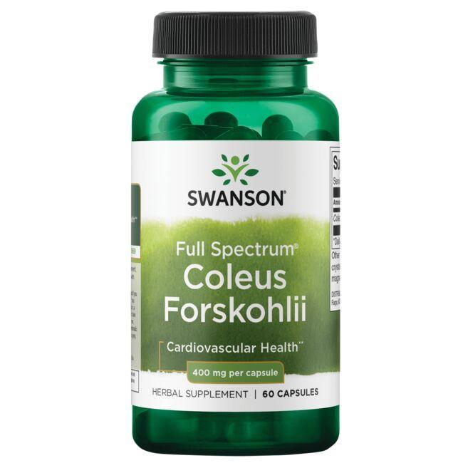 Swanson PremiumFull Spectrum Coleus Forskohlii