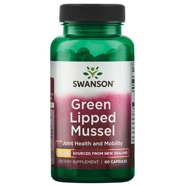 Swanson PremiumGreen Lipped Mussel