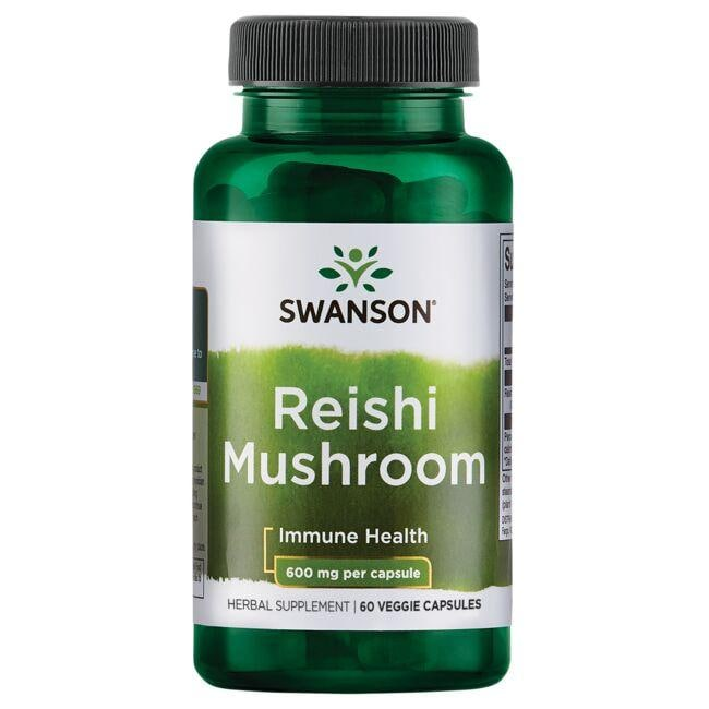 Swanson PremiumReishi Mushroom