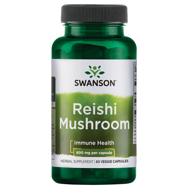 Best reishi mushroom supplement