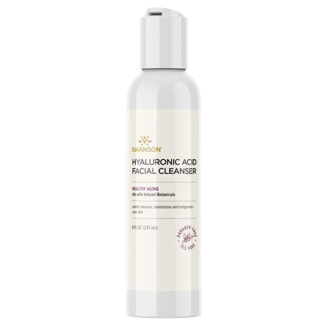 Swanson PremiumHyaluronic Acid Facial Cleanser