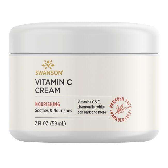 Swanson PremiumVitamin C Cream