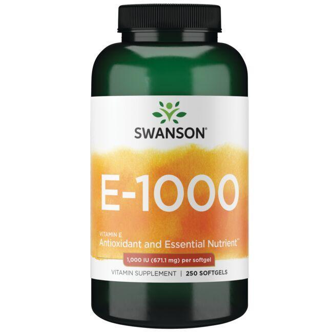 Swanson PremiumVitamin E - Natural