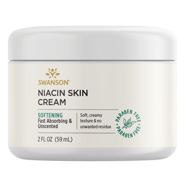 Swanson PremiumNiacin Skin Cream