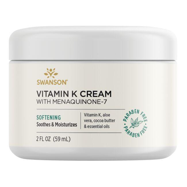 Swanson PremiumVitamin K Cream with Menaquinone-7