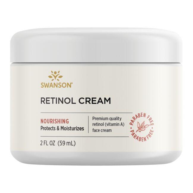 Swanson  Natural Retinol Cream Reviews