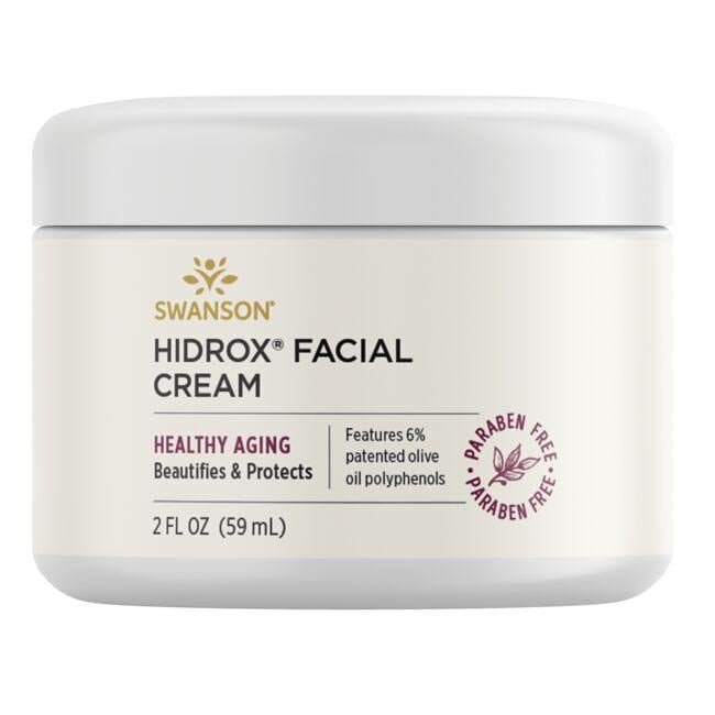 Swanson PremiumHIDROX Facial Cream