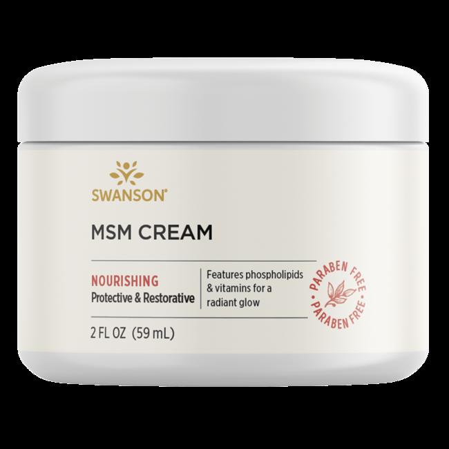 What is msm cream - Ayurveda herbal