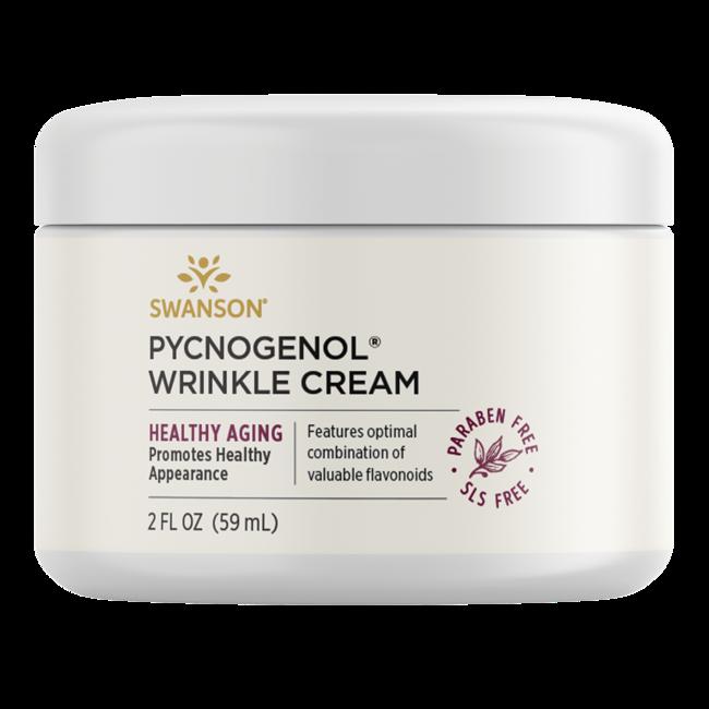 Swanson Premium Pycnogenol Wrinkle Cream, 97% Natural