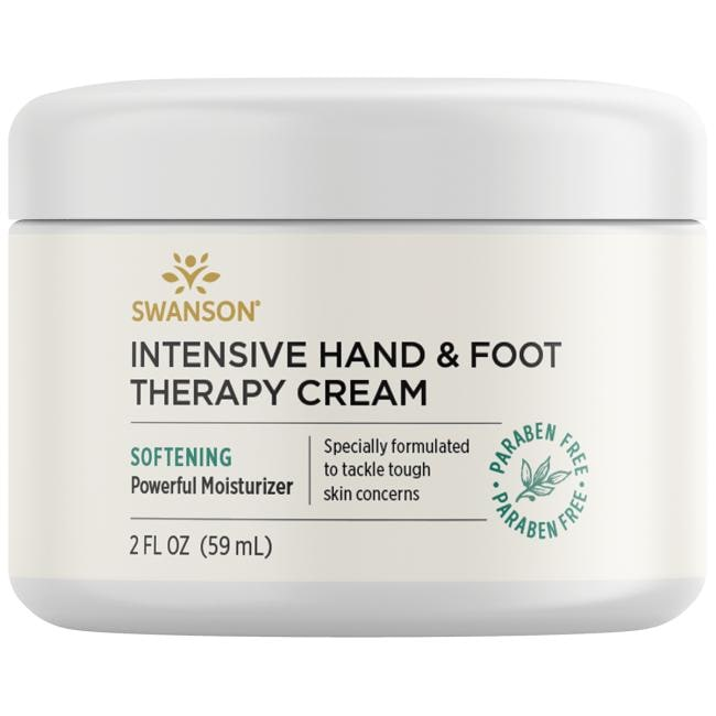 Swanson Premium Intensive Hand & Foot Therapy Cream