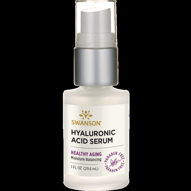 Swanson PremiumHyaluronic Acid Serum