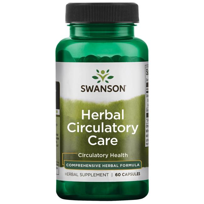 Swanson Premium Herbal Circulatory Care