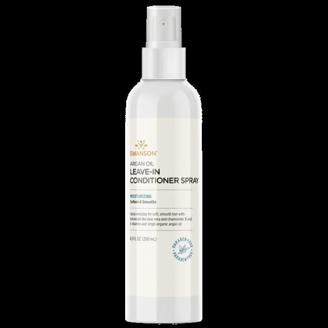 Swanson Premium Argan Oil Leave-In Conditioner Spray