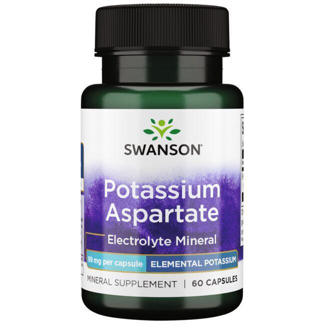 Swanson PremiumPotassium Aspartate
