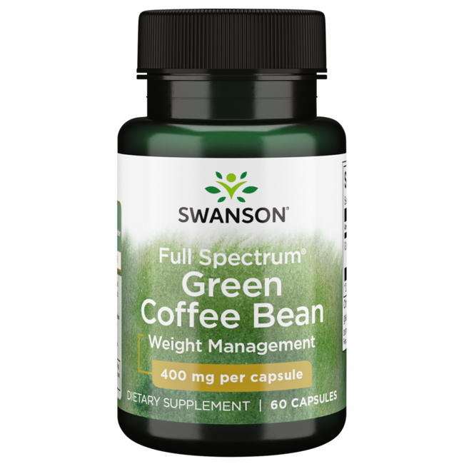 Swanson PremiumFull Spectrum Green Coffee Bean