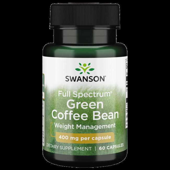 Swanson PremiumFull Spectrum Green Coffee Bean