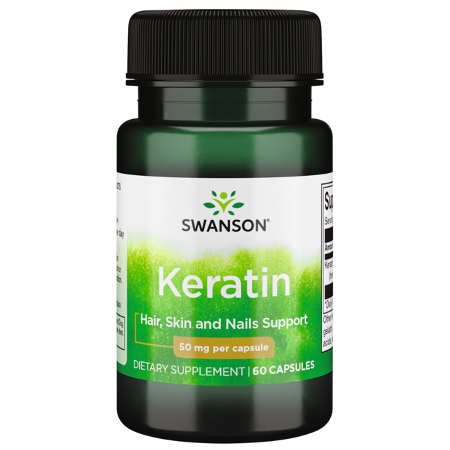 Swanson Premium Keratin