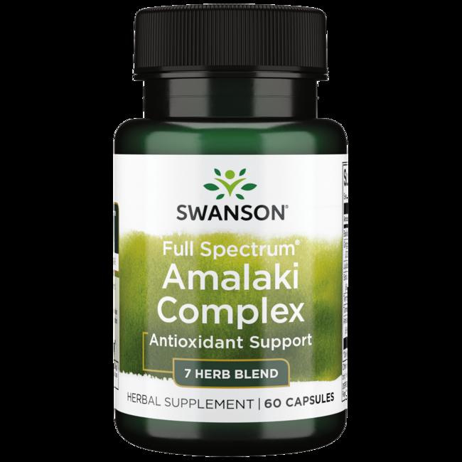 Swanson Premium Full Spectrum Amalaki Complex
