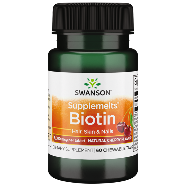 Swanson PremiumSublingual Biotin