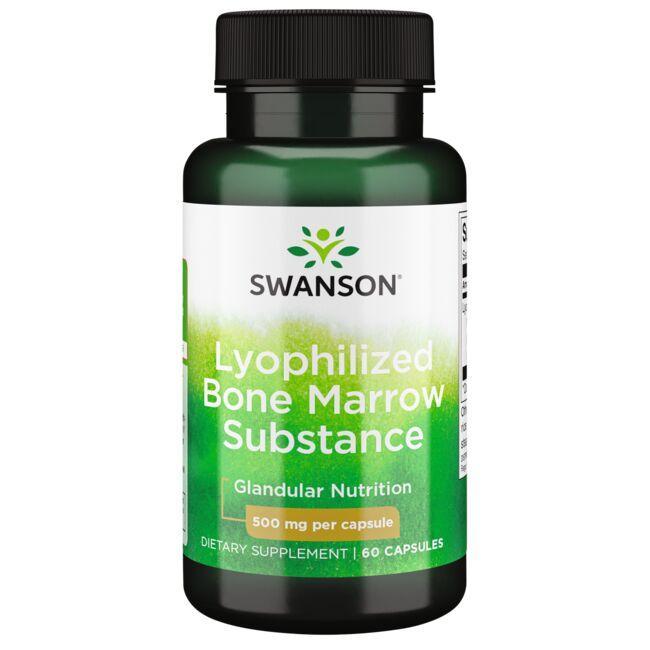 Swanson PremiumRaw Lyophilized Bone Marrow Substance