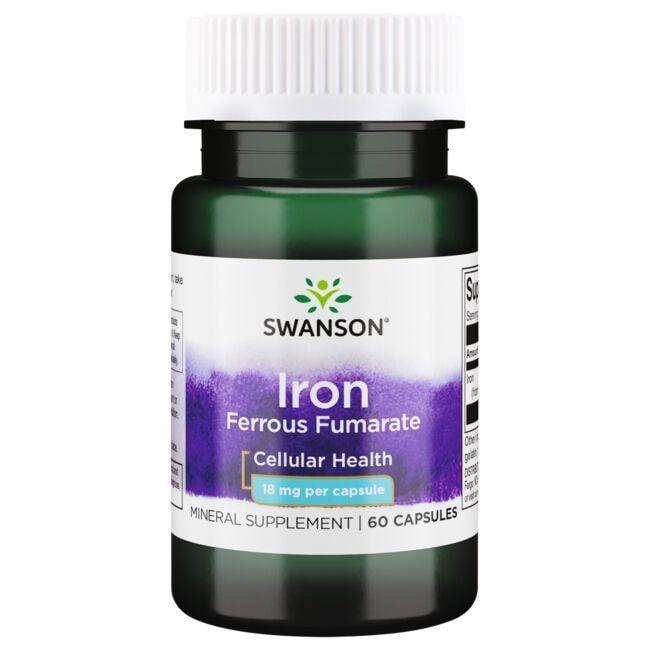 Swanson PremiumIron Ferrous Fumarate