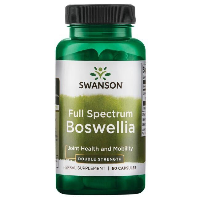 Swanson Premium Full Spectrum Boswellia - Double Strength