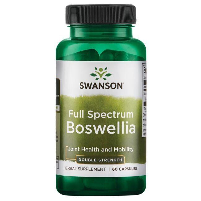 Swanson PremiumFull Spectrum Boswellia Double Strength