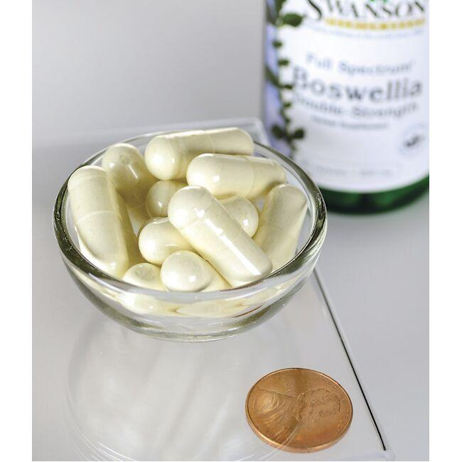 Swanson Premium Full Spectrum Boswellia - Double Strength Close Up