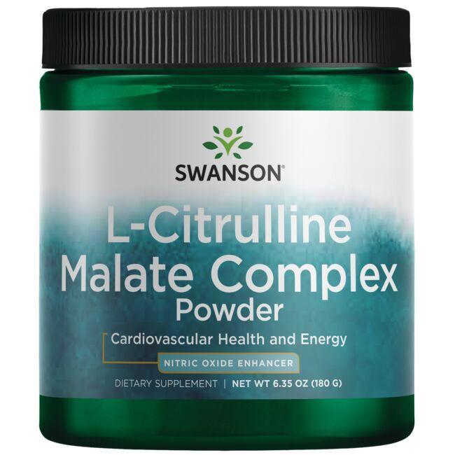 Swanson PremiumL-Citrulline Malate Complex